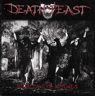 ポルトガルのブラック/スラッシュメタル・バンドDeath Feastがニュー・アルバムをリリース