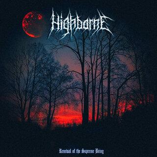 USのアトモスフェリック・ブラック・プロジェクトHighborneがニュー・アルバムをリリース