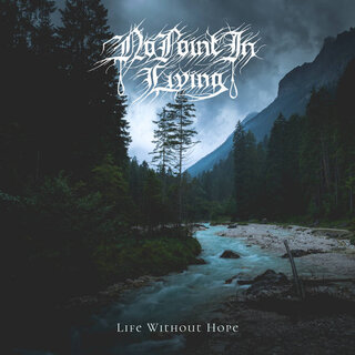 日本の多作デプレッシブ・ブラック・メタル・プロジェクトNo Point in Livingがニュー・アルバムをリリース