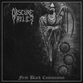 ブラジルのブラック・メタル・バンドObscure RelicがEPをリリース