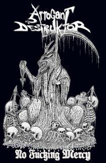 UKのブラック・メタル・バンドArrogant Destruktorがニュー・アルバムをリリース