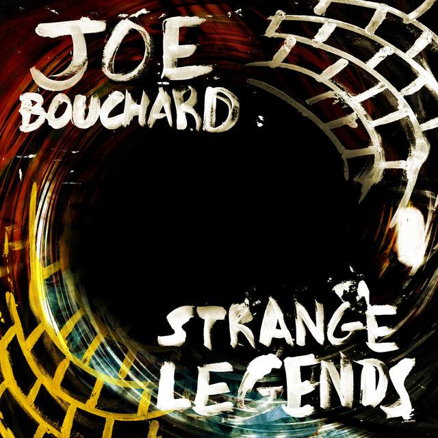 ジョー・ブーチャード「STRANGE LEGENDS」