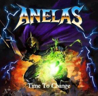 北海道のパワー・メタル・バンドANELASが多彩な楽曲を揃えたデビュー・アルバムを8月26日にリリース