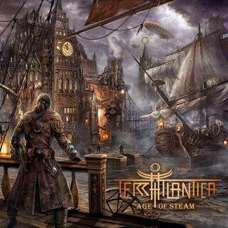 スチームパンク的世界観のドイツのパワー・メタル・バンドTerra Atlanticaがニュー・アルバムをリリース