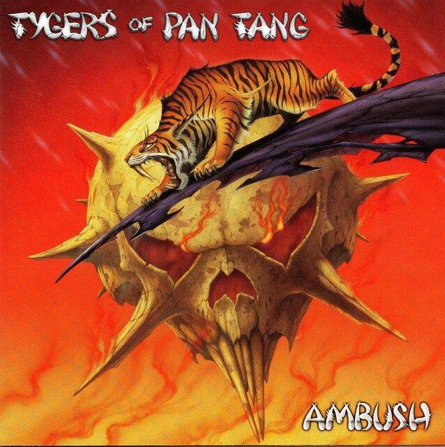 TYGERS OF PAN TANG「AMBUSH」