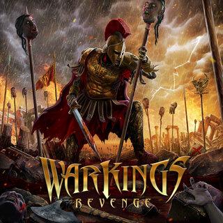 多国籍のウォリアーが集うパワー・メタル・バンドWarkingsがニュー・アルバムをリリース