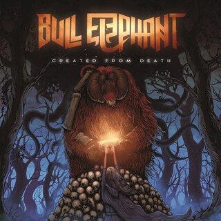 UKのプログレッシブ・ドゥーム・デス・バンドBull Elephantがニュー・アルバムをリリース