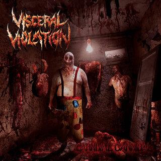 USのブルータル・デス・メタル・バンドVisceral Violationがニュー・アルバムをリリース