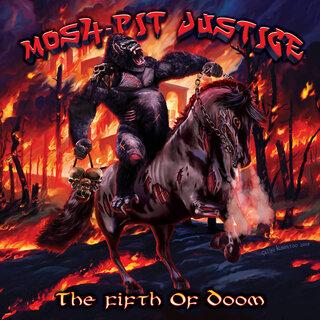 ブルガリアのスラッシュ/パワー・メタル・バンドMosh-Pit Justiceがニュー・アルバムをリリース