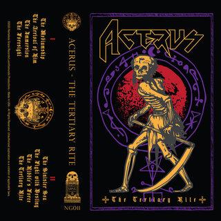 USのヘヴィ・メタル・バンドAcerusがニュー・アルバムをリリース