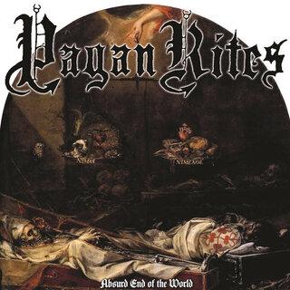 スウェーデンのブラック/スラッシュメタル・バンドPagan Ritesが10年ぶりフルアルバムをリリース