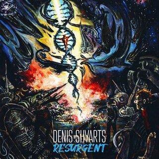 ロシアのプログレッシブ/テクニカル・デス・プロジェクトDenis Shvartsがニュー・アルバムをリリース