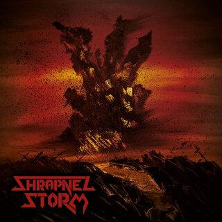 フィンランドのデス・メタル・バンドShrapnel Stormがニュー・アルバムをリリース