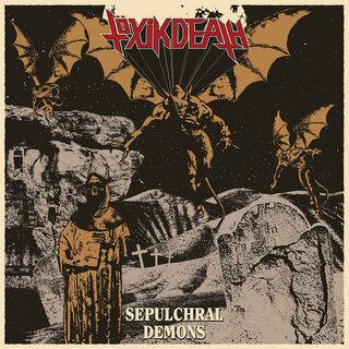 ノルウェーのブラック/スラッシュメタル・バンドTöxik Deathがニュー・アルバムをリリース