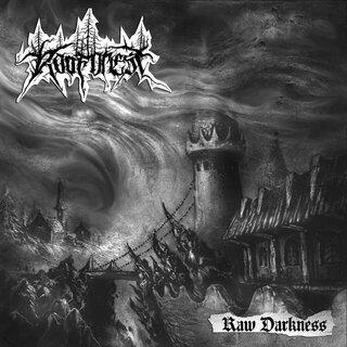 ロシアのロウ・ブラック・メタル・プロジェクトRooforestがデビュー・アルバムをリリース