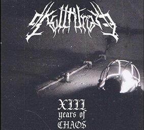 ポーランドのブラック・メタル/パンク・バンドSkullthroneがニュー・アルバムをリリース