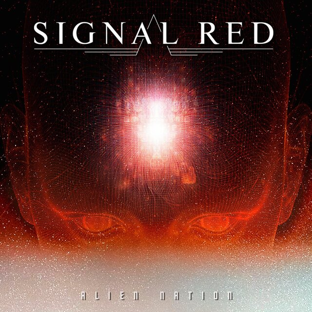 SIGNAL RED「ALIEN NATION」