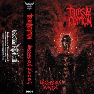 チリのデスラッシュ・プロジェクトThirsty Demonがデビュー・アルバムをリリース