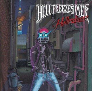 国産若手ヘヴィ・メタル・バンドHell Freezes Overがニュー・アルバムをリリース