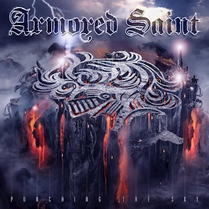 ARMORED SAINT「PUNCHING THE ...