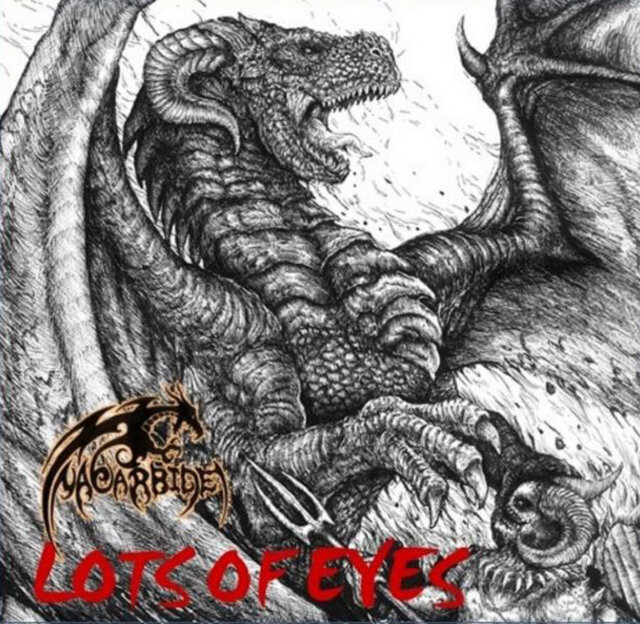 NACARBIDE 「LOTS OF EYES 」