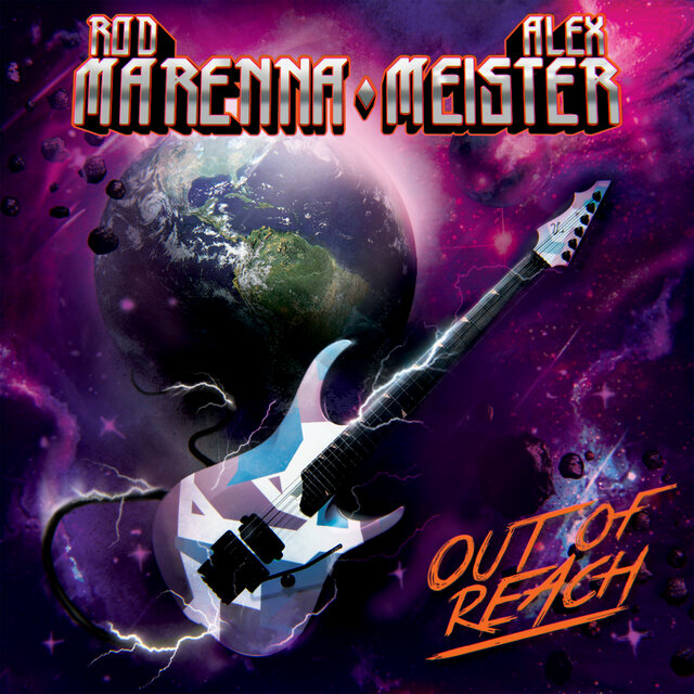 MARENNA-MEISTER「OUT OF REACH」