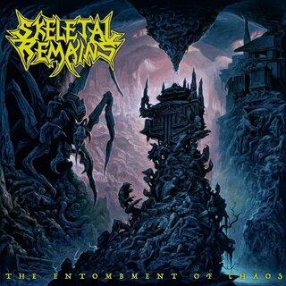USのデス・メタル・バンドSkeletal Remainsがニュー・アルバムをリリース
