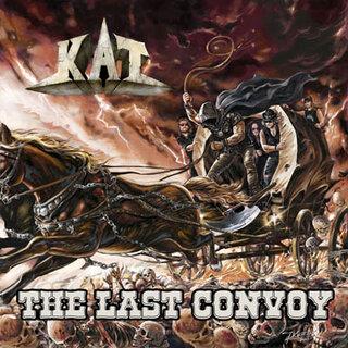 ポーランドのスラッシュ・メタル・バンドKatがニュー・アルバムをリリース