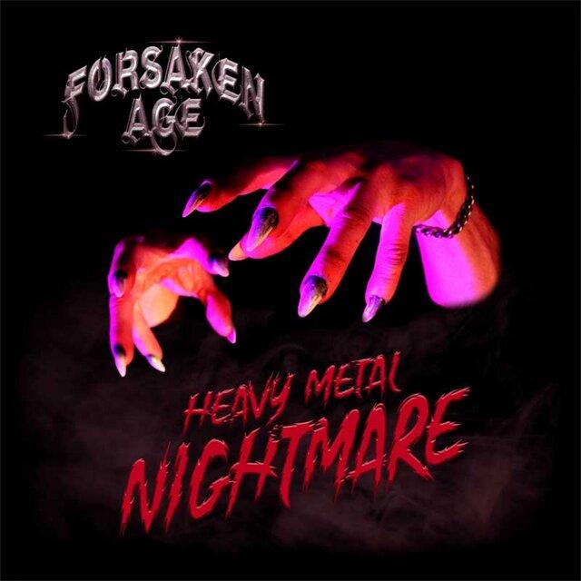 FORSAKEN AGE「HEAVY METAL NI...