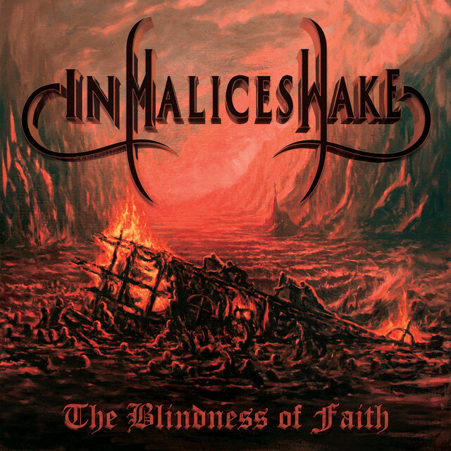IN MALICE'S WAKE「THE BLIND...