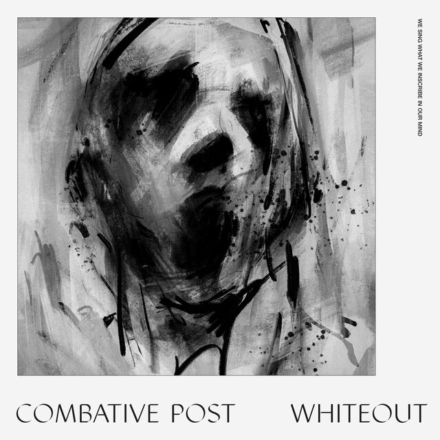 COMBATIVE POST「WHITE OUT」