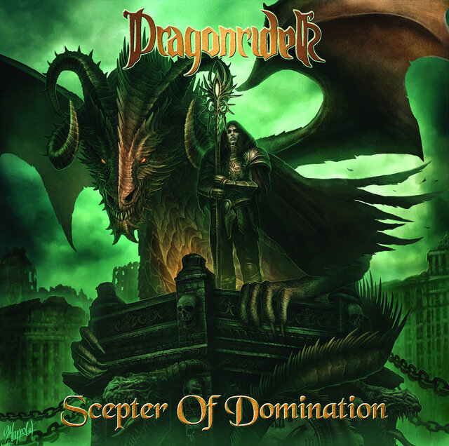 DRAGONRIDER「SCEPTER OF DOMI...