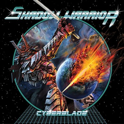 SHADOW WARRIOR「CYBERBLADE」