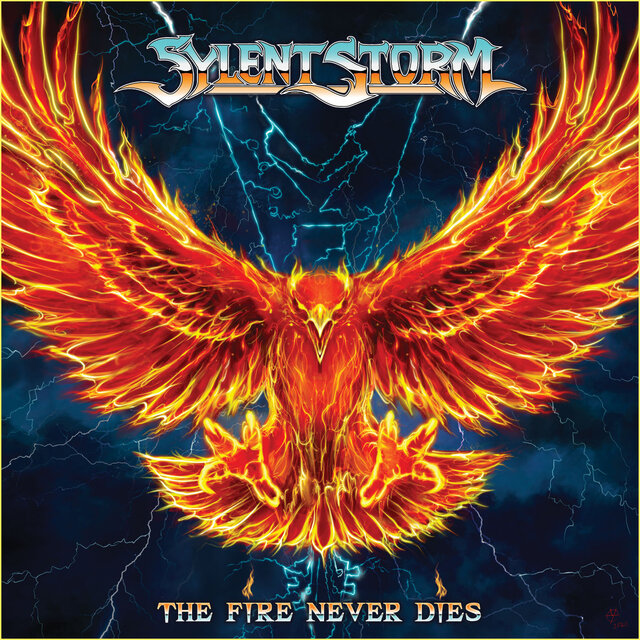 SYLENT STORM「THE FIRE NEVER...