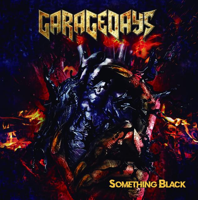 GARAGEDAYS「SOMETHING BLACK」