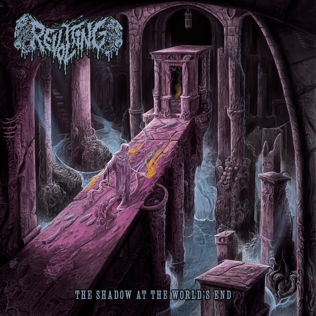 REVOLTING「THE SHADOW AT THE...