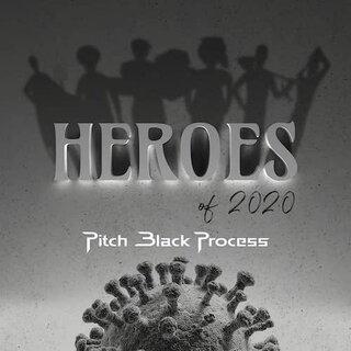 トルコのメロディック・デス・メタルPITCH BLACK PROCESSがシングル「Heroes of 2020」をリリース