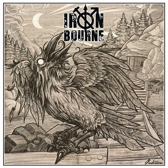 IRONBOURNE「IRONBOURNE」