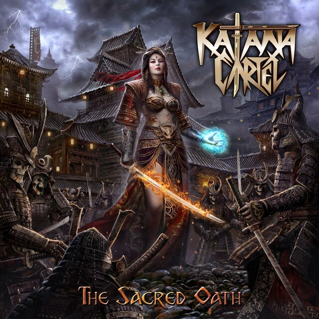 KATANA CARTEL「THE SACRED OATH」