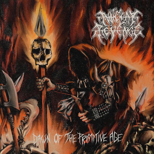 NUCLEAR REVENGE「DAWN OF THE...