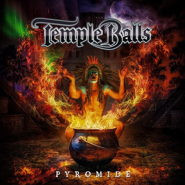 TEMPLE  BALLS「PYROMIDE」