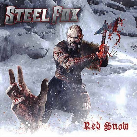 STEEL FOX「RED SNOW」