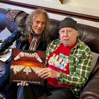 Peter Greenの音楽と出版プロジェクトにKirk Hammettが参加!