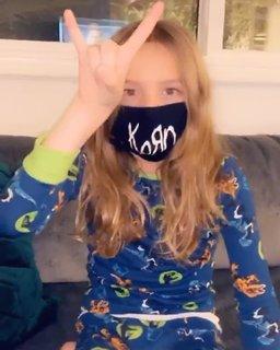 KORNのサージカル・マスクが売り切れに