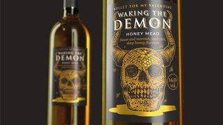 BULLET FOR MY VALENTINEの蜂蜜酒『WAKING THE DEMON HONEY MEAD』発売!