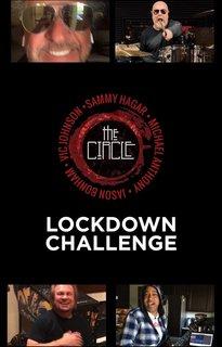SAMMY HAGAR & THE CIRCLEのロックダウン・チャレンジ