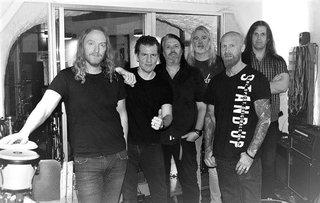 DARK TRANQUILLITYのギタリストにChris AmottとJohan Reinholdzが正式採用!
