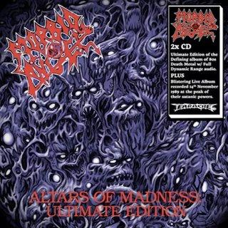 MORBID ANGELの1stアルバムが2枚組『Altars Of Madness: Ultimate Edition』として5月に再発!