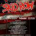 SKID ROWが11月末からUKツアー開始をアナウンス - BURRN! ONLINE