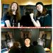 Finnvox - Tuomas and TeeCee changed the studio from C to D... | Facebook